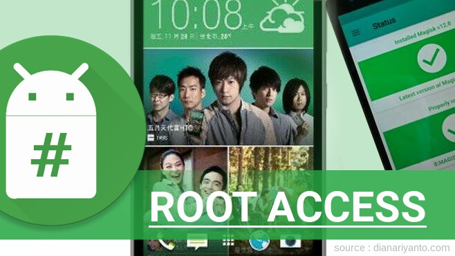 Tips Root HTC Desire 620 LTE Paling Simpel