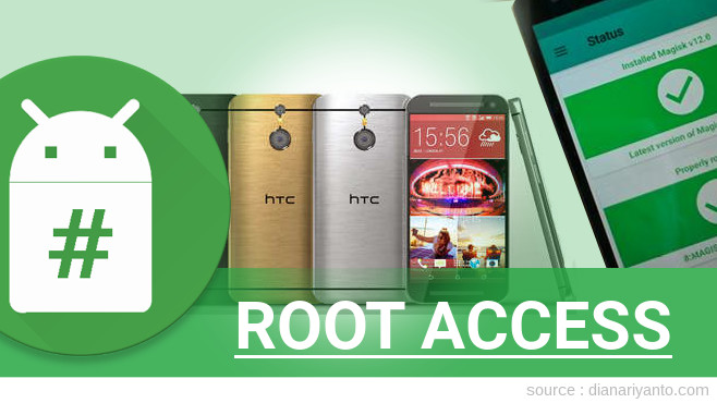How to Root HTC One M9 Tanpa Unlock Bootloader